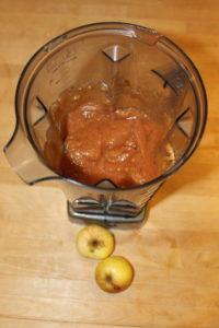 Mixade äpplen