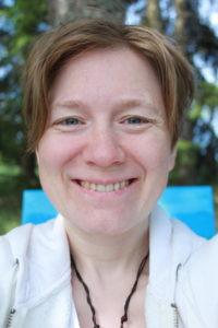 Karin stahre Sommaren 2014
