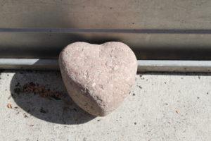 Hjärta av sten