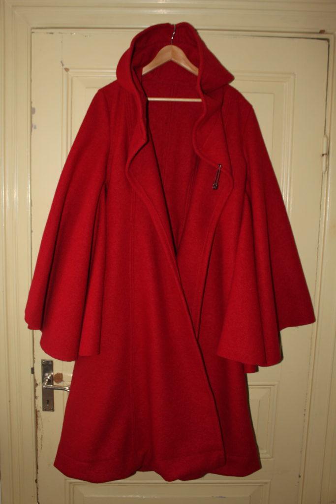 Den röda kappan
